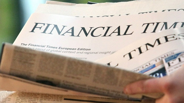 Japanaise Nikkei Media Company to buy the Financial Times