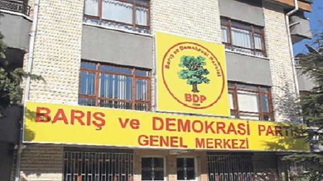 BDP ismini değiştiriyor