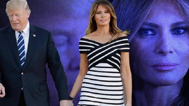 ABD basınından şok iddia! Melania Trump kayıp mı