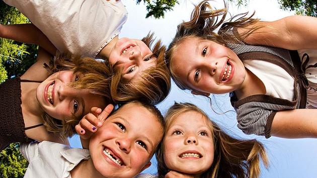 Çocuklar için Junior Yaz Kampı 19