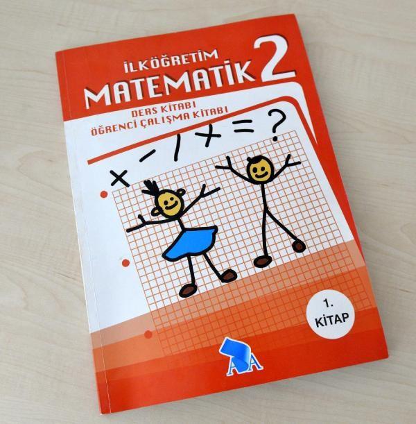 İlkokul 2. sınıf Matematik kitabına göre 48=64