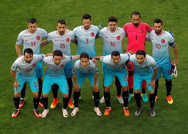 Türkiye veda etti, EURO2016 Fransa'da son 16 eşleşmeleri belli oldu