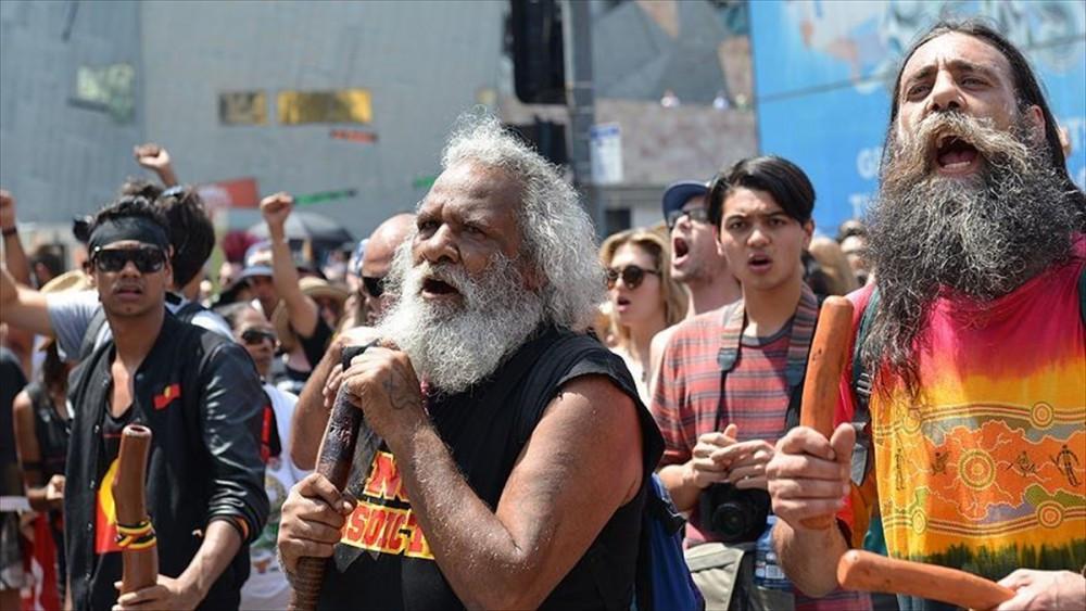 Aborijinler Avustralya'ya Afrika'dan gelmiş
