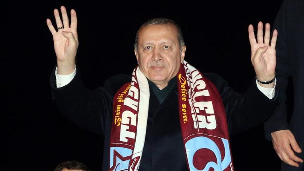 Cumhurbaşkanı Erdoğan'dan 2019 seçimleri hedefi