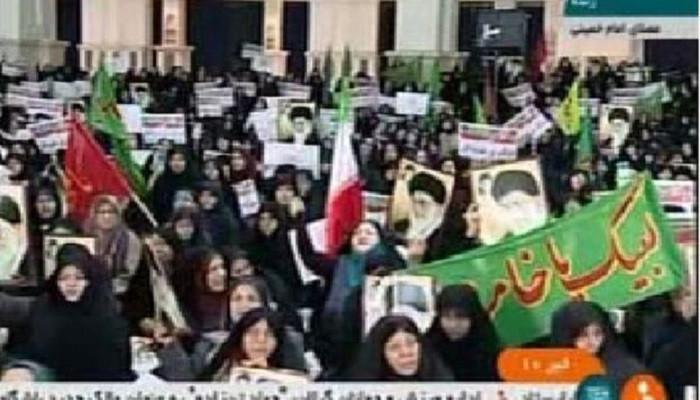 İran yükselen protestolara karşı sosyal medyayı engelliyor