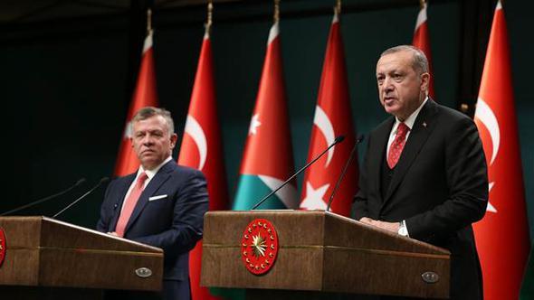 Erdoğan'dan ABD'ye Kudüs tepkisi: İslam dünyasında infiale yol açar