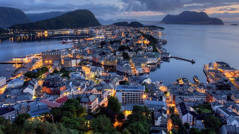 Dünyanın en mutlu ülkesi Norveç,Türkiye 69. sırada