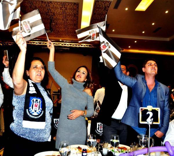 Bodrum'daki Beşiktaşlılar'dan kutlama
