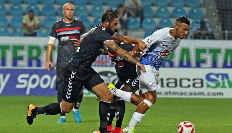 Çaykur Rizespor Manisaspor'u 4-1 mağlup etti