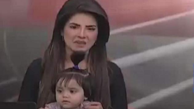 Kiran Naz: Pakistan bugün Zainab'ın tabutunun ağırlığı altında ezildi