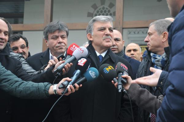 Gül'den Erdoğan'a iki kelimelik yanıt: Bana yakışmaz