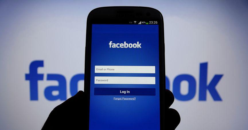 Facebook'un hisselerinde sert düşüş