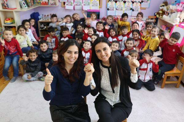 Dünyanın en iyi 50 öğretmeni arasında gösterilen 2 öğretmen Samsun'da