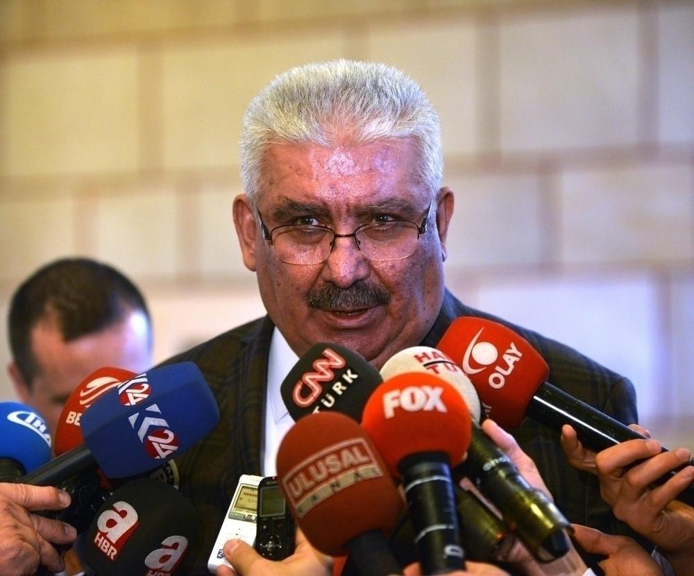 MHP'li Yalçın seçim ittifakı tartışmalarıyla ilgili konuştu