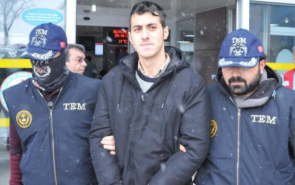 DHKP-C'nin sözde İç Anadolu Bölge sorumlusu yakalandı