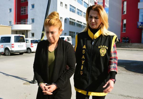 Adana'da tatlıcıdan 21 bin liralık fıstık çalan çifte gözaltı