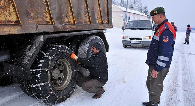 Zorunlu kış lastiği uygulaması ne zaman başlayacak?