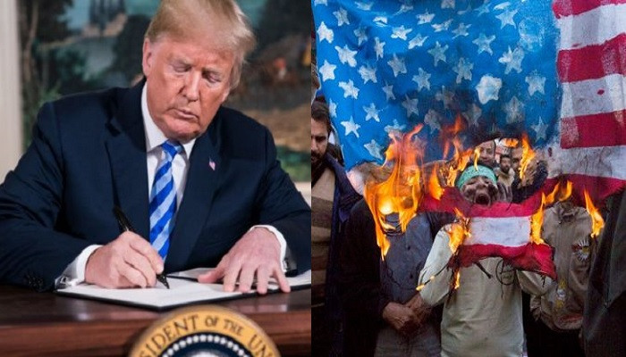 ABD'nin İran'a yönelik ikinci yaptırım uygulaması yürürlüğe girdi