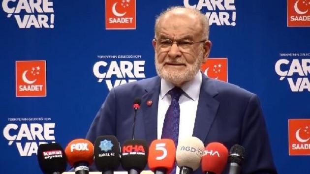 Temel Karamollaoğlu: Asgari ücretin en az 2 bin 400 lira olması gerekir