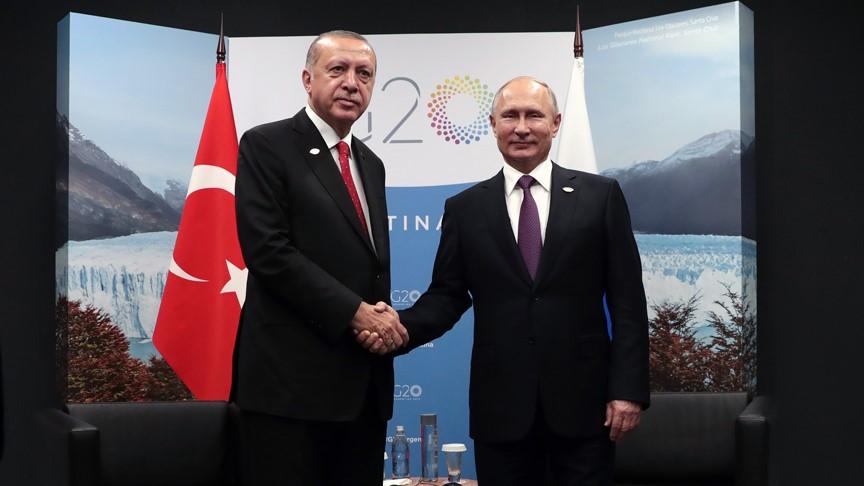 Putin neden Erdoğan ile bu kadar sık görüşüyor?