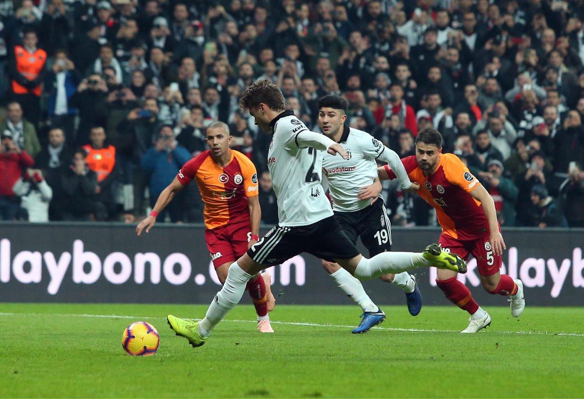 Beşiktaş 1-0 Galatasaray Derbiye VAR damgası