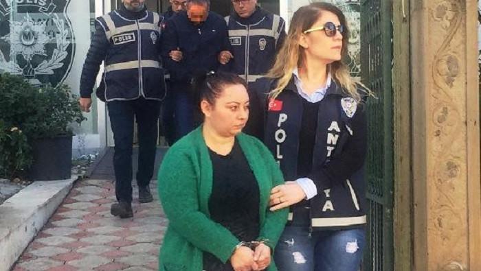Emekli öğretmenin katil zanlısı sevgililer gözaltına alındı