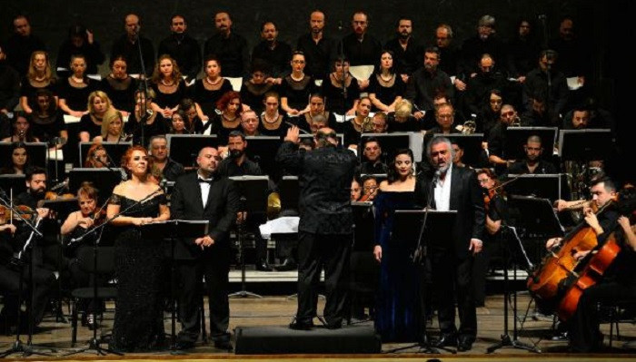 MDOB Neşet Ertaş'ın eserlerini senfonik olarak yorumladı