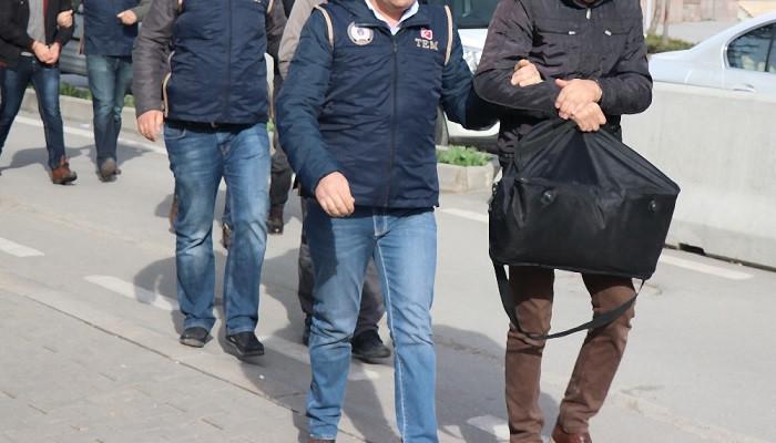 Son dakika: TSK'da FETÖ operasyonu: 41 gözaltı