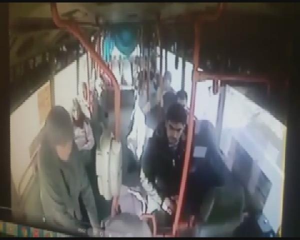 Otobüs şoföründen şehit annesine 2,5 lira için büyük terbiyesizlik