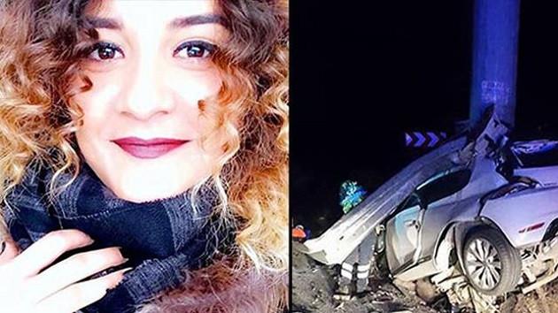 Milli sporcu ve arkadaşı feci kazada öldü