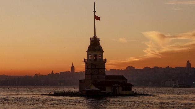İstanbul'dan kartpostallık görüntüler