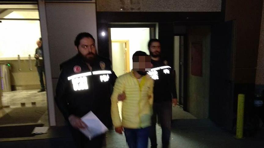 Şenol Güneş'i yaralayan taraftar gözaltına alındı