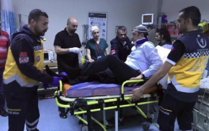 CHP'li milletvekilleri Okan Gaytancıoğlu ve Vecdi Gündoğdu ölümden döndü!