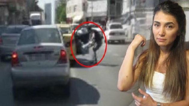 Canan Ay'ı darp eden taksici Şenol Göktüroğlu için 3 yıl 4 ay hapis istemi