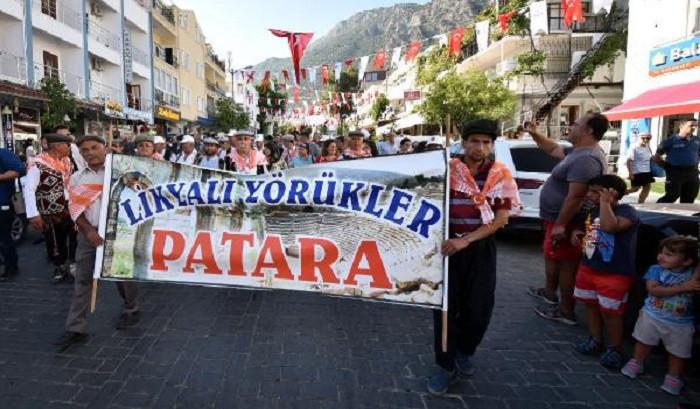 Antalya'da Likya Kaş Kültür ve Sanat Festivali başladı