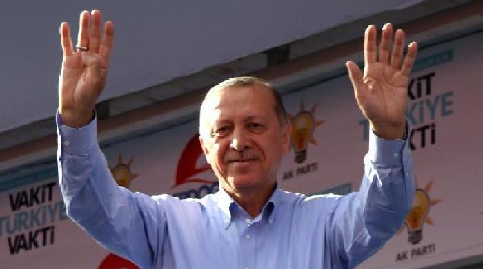 Erdoğan'dan İnce'ye: İcazetini Pensilvanya'dan aldın