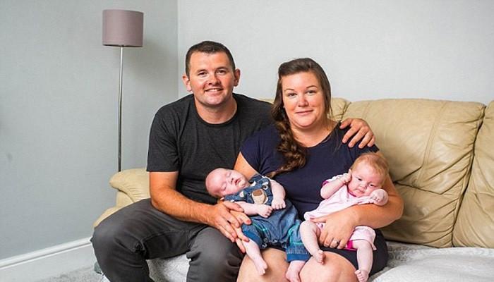 500 milyonda bir görülüyor! Çift rahimli kadın ikiz bebek doğurdu