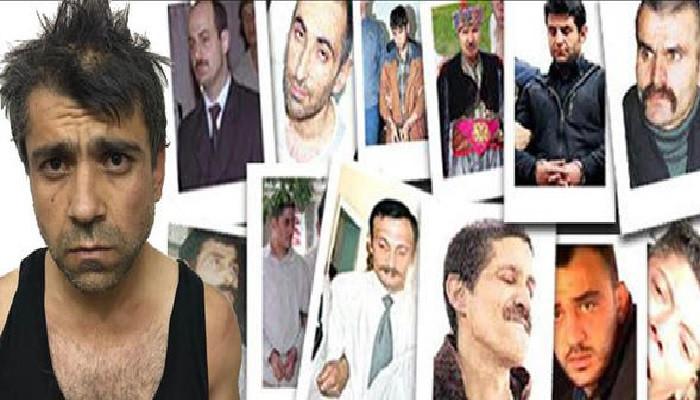 Türkiye'nin gündemine damga vuran seri katiller!