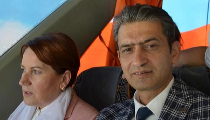 İYİ Parti Malatya İl Başkanı Kenan Özdal'a saldırı