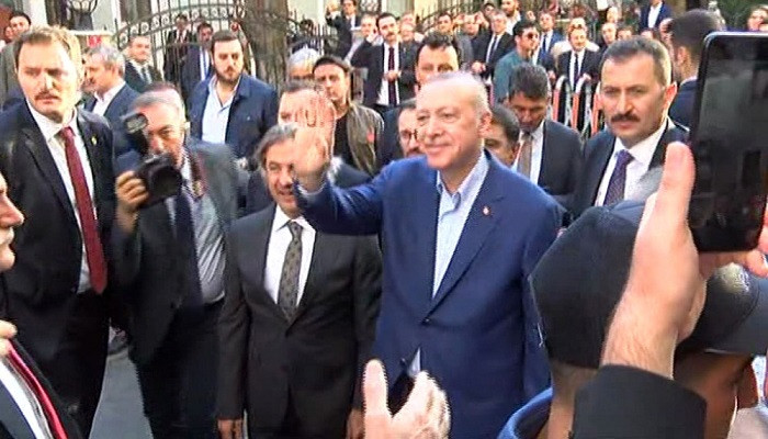 Cumhurbaşkanı Erdoğan doğup büyüdüğü semtte