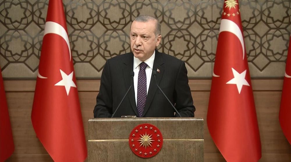 Erdoğan: Kültür sanatta ileri gidemedik, hep hayıflanırım