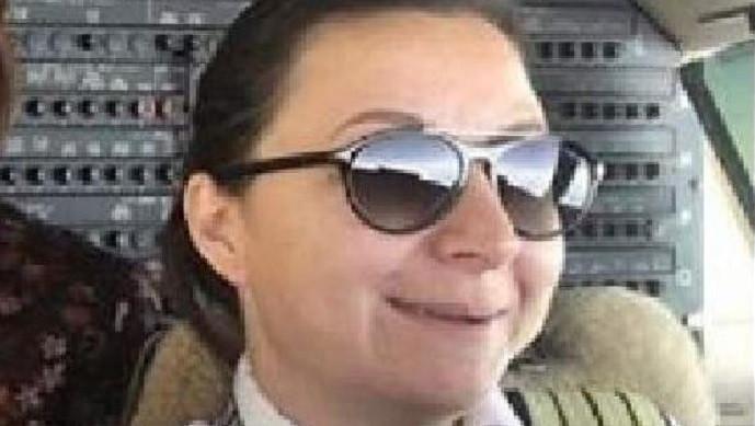İran'da düşen uçağın pilotu Beril Gebeş'in cenazesi hala bulunamadı
