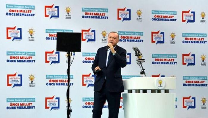 Cumhurbaşkanı Erdoğan: CHP'nin sermayesi kutuplaştırma