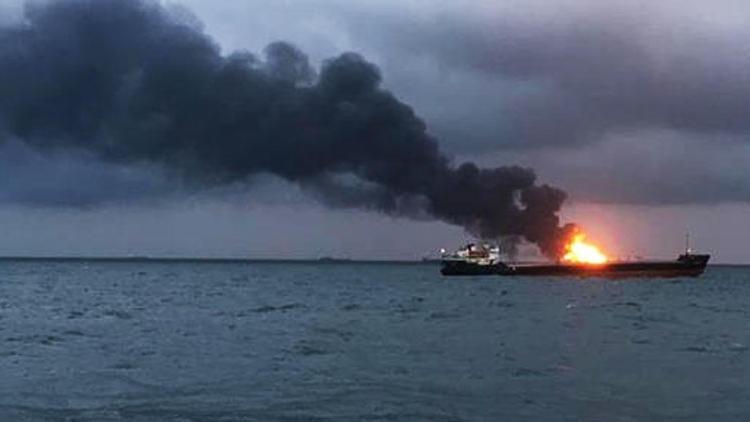 Kerç Boğazındaki gemi faciasında 4 Türk öldü