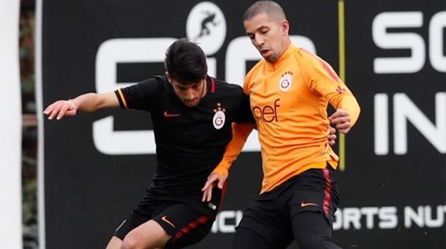Galatasaray'da Alanyaspor hazırlıkları başladı