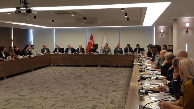 İzmir'de Cumhur İttifakı zirvesi