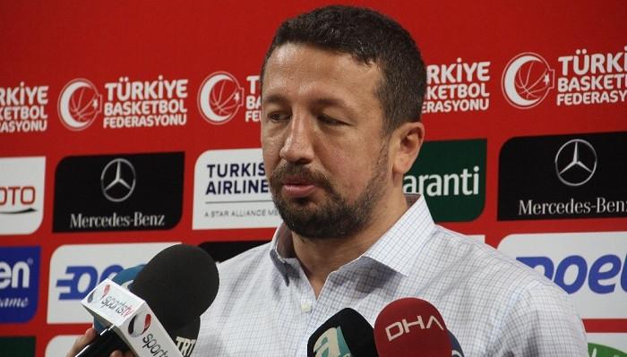 TBF Başkanı Hidayet Türkoğlu'ndan Enes Kanter'e tepki