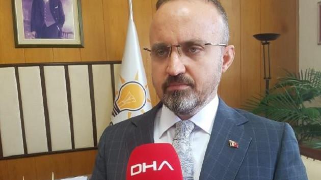 AK Parti'li Turan: Atatürkçülükten uzak CHP'nin, oy oranını artırma imkanı yok