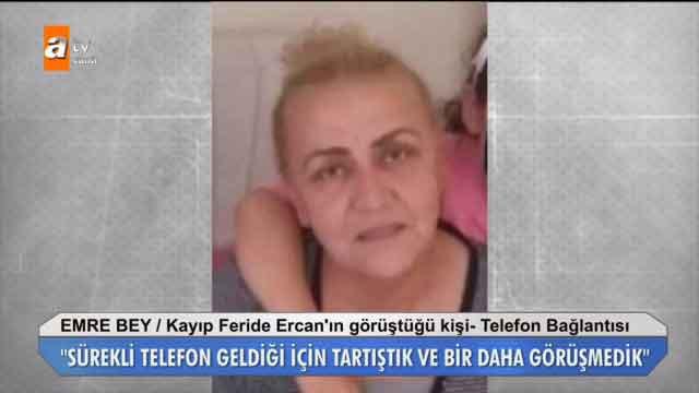 Feride Ercan: Müge Anlı'da 5 Erkekle Ilişkisi Olan Feride Olayı şoke