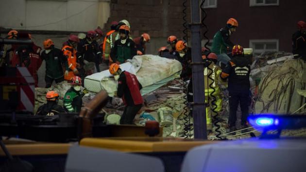 Son dakika: Kartal'da çöken binada ölenlerin sayısı 21'e yükseldi